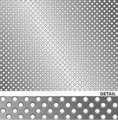 Steel Sheet — Stock Vector