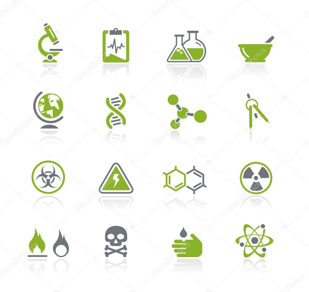 Vector icon set for your website or presentation. — Stock Vector #3157995