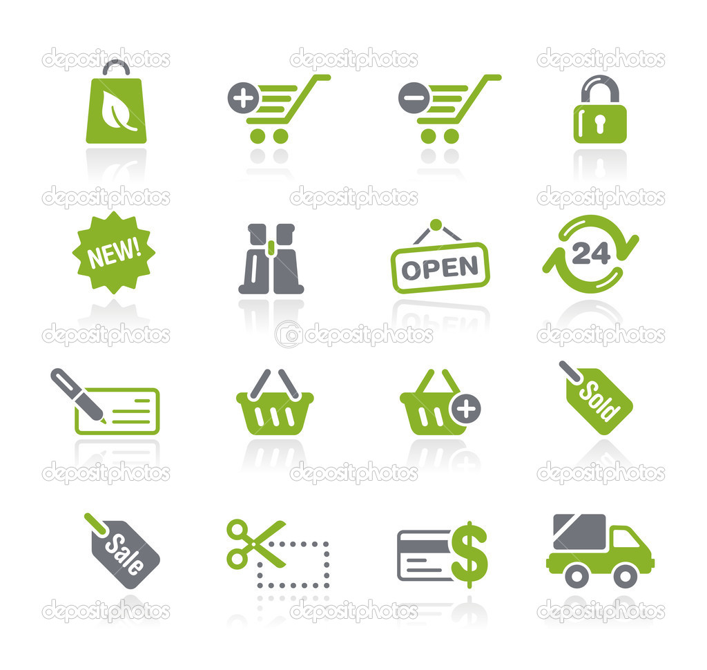 Vector icon set for your website or presentation.  Stock Vector #3158008