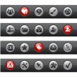 Internet & Blog // Button Bar Series — Imagen vectorial