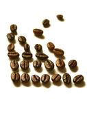 Roasted coffee — Stock Photo