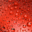 Stock Photo: Red drops