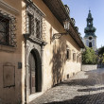 Banska Stiavnica Slovakia — Stock Photo #3006400