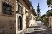 Banska Stiavnica Slovakia — Stock Photo