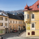 Banska Stiavnica Slovakia — Stock Photo #3067424