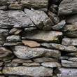 Stone wall as a background — Stock Photo
