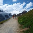 Grossglockner Glacier — Stock Photo #3611247