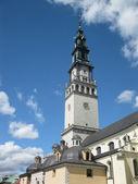 Santuario de nuestra señora de czestochowa — Foto de Stock