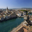 Zurich cityscape — Stock Photo #3043759