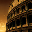 Colosseum sunrise — Stock Photo #3043948