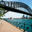 Sydney Harbour Bridge — Stock Photo #3068701
