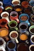 Canecas de café — Foto Stock