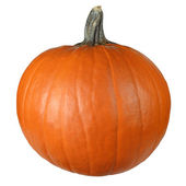 Pumpkin ready to carve — Stock Photo