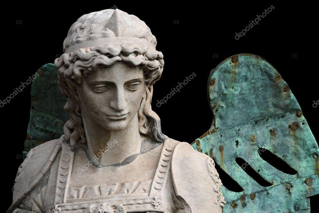 Archangel Michael Statues The Statue of Archangel