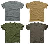 Blank t-shirts 5 — Stock Photo