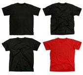 Blank t-shirts — Stock Photo