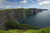 Cliffs of Moher — Stock Photo