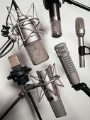 Microphones — Stock Photo