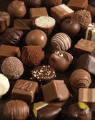Chocolates 2 — Stock Photo