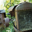 Abandoned tractor — Stock Photo #3188107