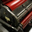 Royalty-Free Stock Photo: Printing press