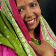 East Indian woman - Stock Photo