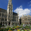 Grand Place, Brussels - Stock Photo