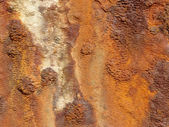 Rust surface background — Stock Photo