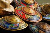 Thailand hats — Stock Photo