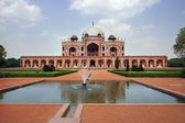 Humayuns Tomb in India — Stock Photo