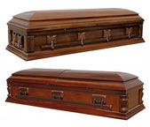 Coffins — Stock Photo