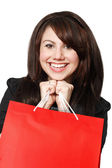 Shopping excitement — Stock Photo