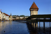 Luzern, Switzerland — Stock Photo