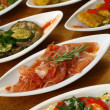 Stock Photo: Spanish tapas