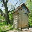 Outhouse - Stock Photo