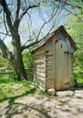 Outhouse — Stock Photo