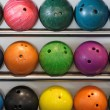 Royalty-Free Stock Photo: Bowling balls