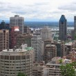 Cityscape of Montreal — Stock Photo