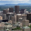 Stock Photo: City of Montreal