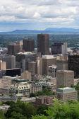 City of Montreal — Stock Photo