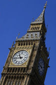 Big Ben tilt — Stock Photo