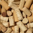 Pile of corks — Stock Photo