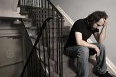 Overwhelming Depression — Stock Photo