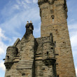 wallace monument — Stock Photo