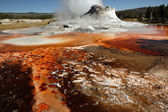 Yellowstone colorido — Fotografia Stock
