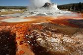 Colorful Yellowstone — Stock Photo
