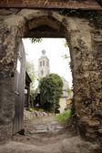 прага аркой — Стоковое фото