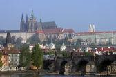 Prague Castle View — Stock Photo