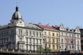 Downtown Prague — Stockfoto