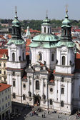 Prague Church — Stock Photo